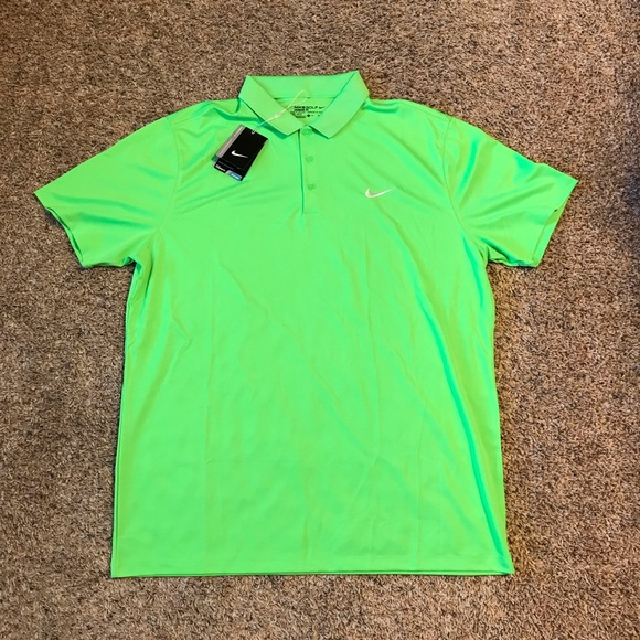 70ab53d06 Nike Shirts | Mens Xl Golf Polo Nwt | Poshmark
